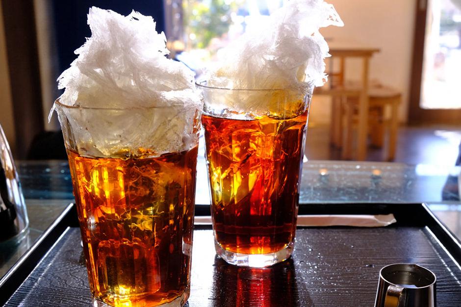 阿左美冷蔵のアイスコーヒー