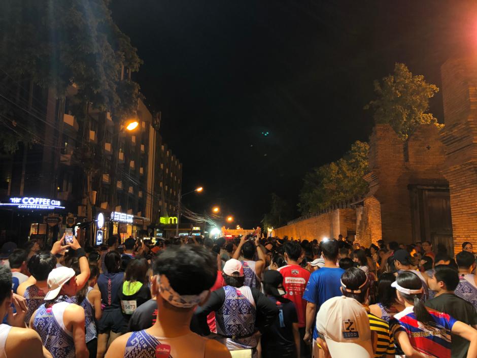 チェンマイマラソン2019