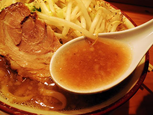 バリ男のスープ