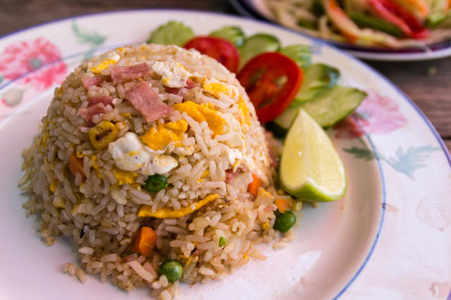 Regina fried rice