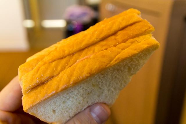 耳のついたサンドイッチ