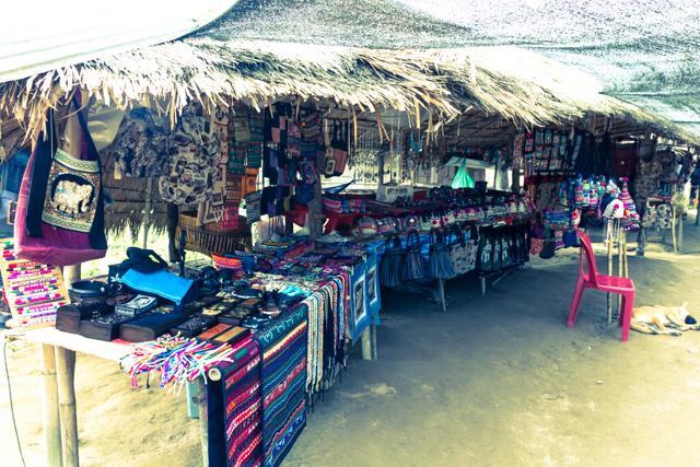 アカ族の村