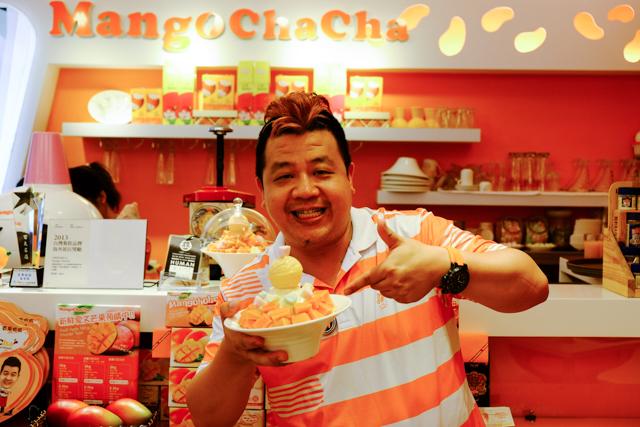 MangoChaChaの社長