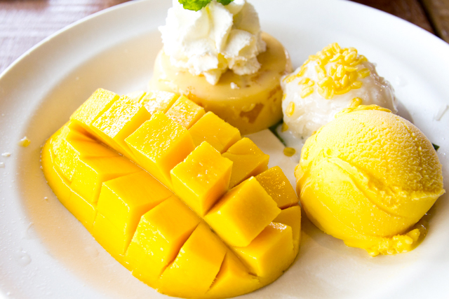 Mango Tango with Extra Sticky Rice