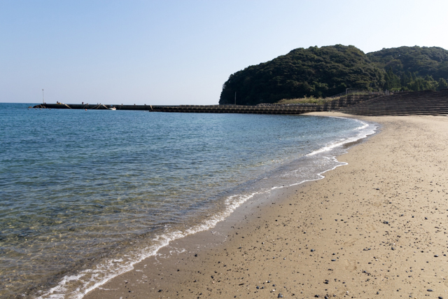 川原海水浴場