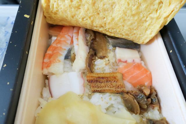 東京玉ちらし寿司のちらし寿司
