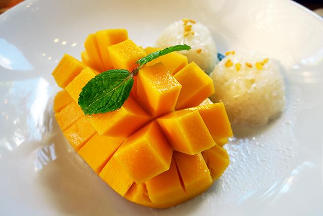 La Mango マンゴーとスティッキーライス