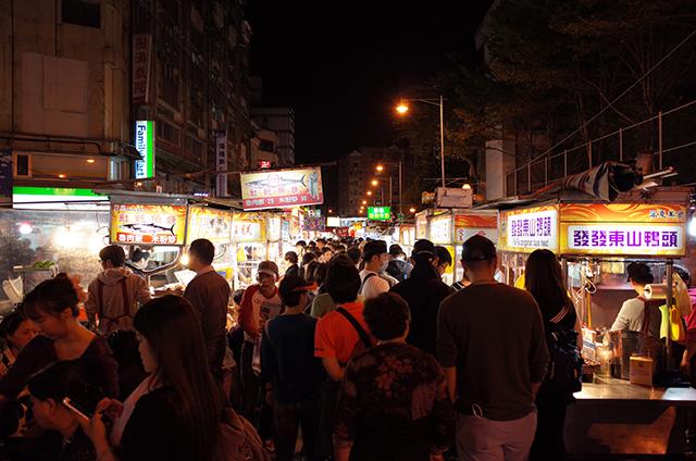 寧夏観光夜市