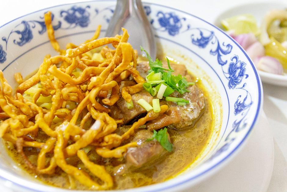 Khaosoi Viengpingのカオソーイ