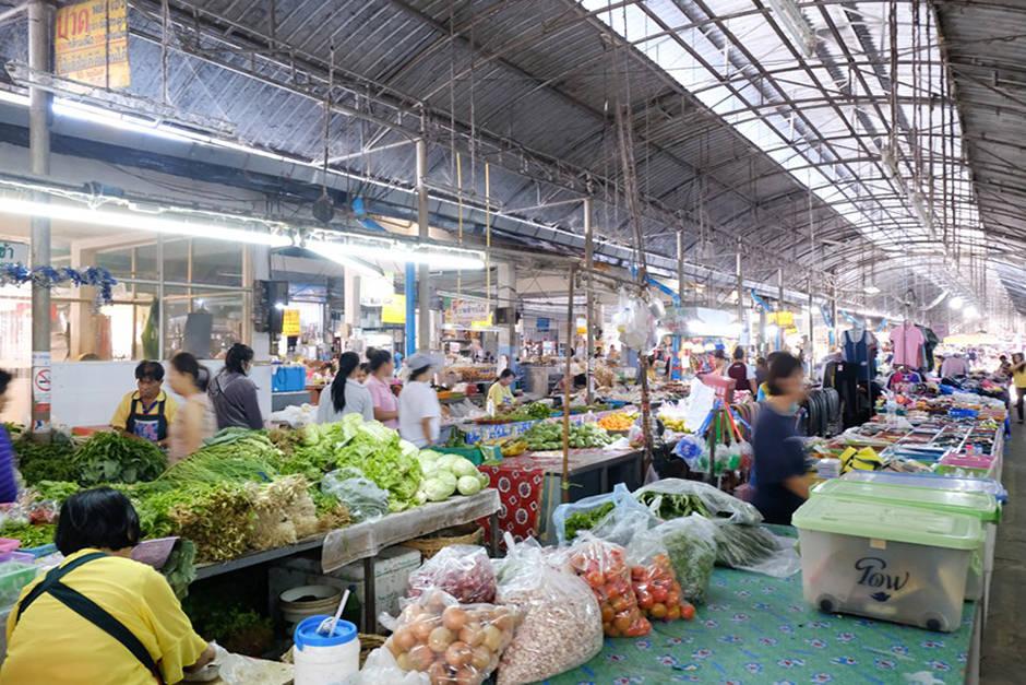 ハンドン市場