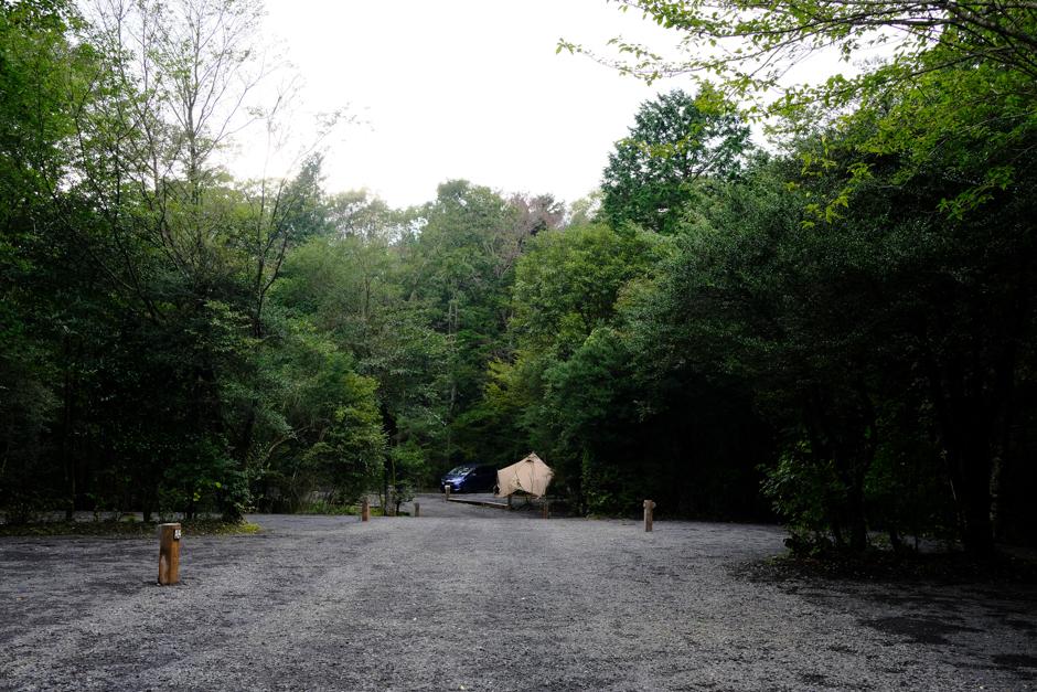 シルバーウィーク前のあさぎりキャンプフィールド