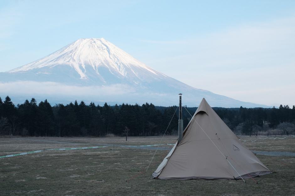 富士山とサーカスTC